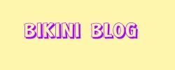 Bikini blog
