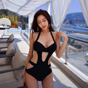 ชุดว่ายน้ำวันพีชสไตล์เกาหลี