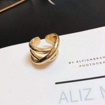 แหวนทองปรับไซส์ได้ อะไหล่ทองดีไซน์สายฝออะไหล่ดีมากมีน้ำหนักไม่ใช่งานกิ๊กก๊อก